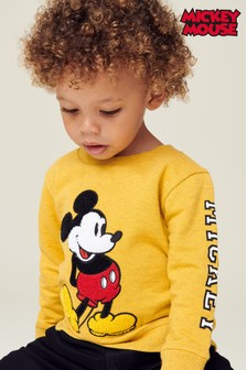 Mickey Mouse™ Boucle Crew (3mths-8yrs)