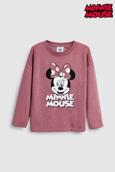 Minnie Mouse™ Crew Neck Sweater (3-16yrs)