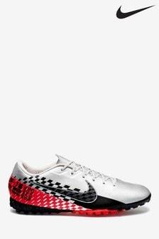 Nike Chrome Neymar Vapor Academy Turf Football Boots