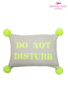 Bombay Duck Do Not Disturb Cushion