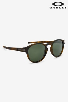 Oakley® Tortoiseshell Latch Sunglasses