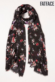 FatFace 70's Floral Scarf