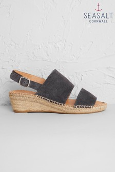 Seasalt Grey Teasel Seed Sandal
