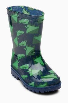 Dinosaur Wellies (Younger)