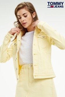 Tommy Jeans Vanilla Slim Trucker Jacket