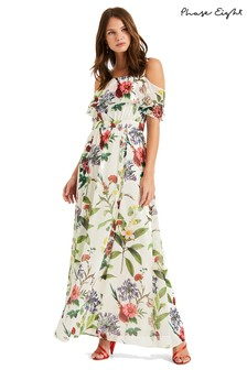 Phase Eight Multi Nell Floral Maxi Dress
