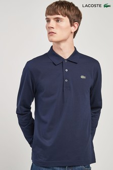 Lacoste® Long Sleeve Polo