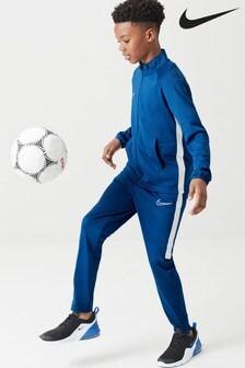 Nike Blue Academy Tracksuit