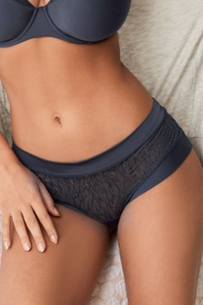 Lace Short Knickers