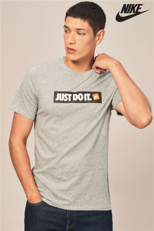 Nike JDI. Grey Tee