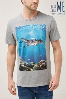 Graphic Dinosaur T-Shirt