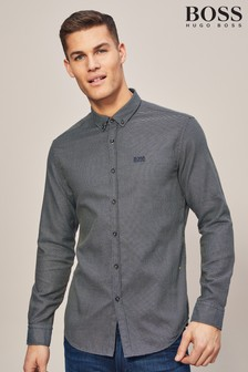 BOSS Biado Dobby Shirt