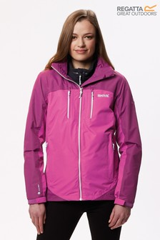 Regatta Grey Womens Calderdale II Waterproof Jacket