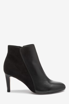 Forever Comfort® Formal Ankle Boots
