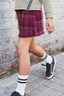 Check Skirt (3-16yrs)