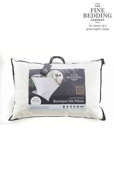 Fine Bedding Company Boutique Silk Pillow