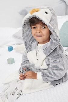 Penguin Fleece Robe (9mths-8yrs)