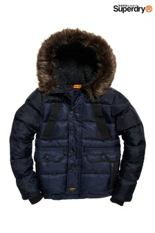 Superdry Navy Chinook Jacket