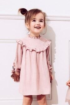 Frill Dress (3mths-6yrs)