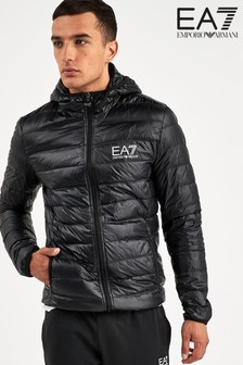 EA7 Black Core HD Jacket