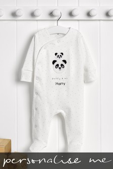 Daddy And Me Personalised Sleepsuit