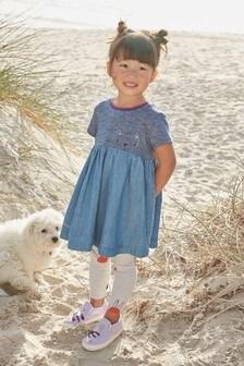 Dress And Leggings Set (3mths-6yrs)