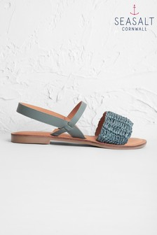 Seasalt Green Wheal Owles Sandal
