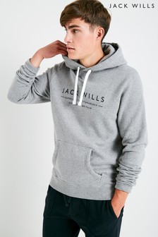 Jack Wills Batsford Wills Popover Hoody