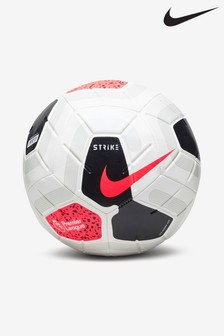 Nike White 2019/2020 Premier League Strike Ball
