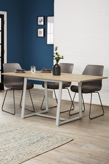 Barkley Square To Rectangle Dining Table
