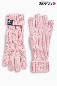 Superdry Arizona Cable Glove