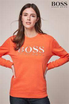 BOSS Embossed Foil Logo Sweat
