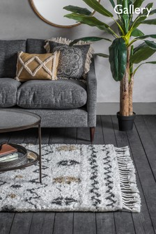 Navaho Fringed Rug by Gallery Direct