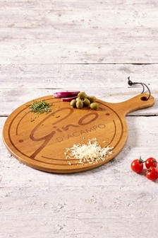 Gino D'Acampo Pizza Serve Board