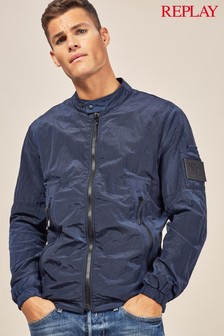 Replay® Metallic Soft Shell Jacket