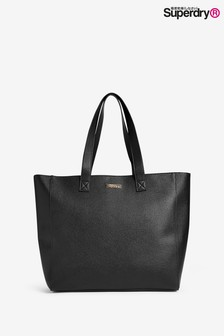 Superdry Black Handbag