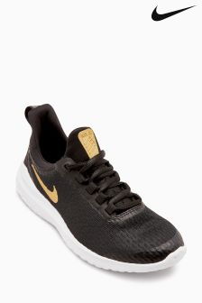 Nike Run Black Renew Rival Shield