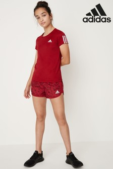 adidas Performance Red Sport Short