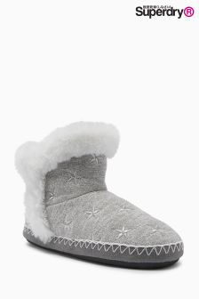 Superdry Slipper Boot