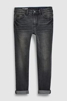 Jean skinny avec cinq poches (3-16 ans)