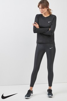 Nike Black Speed Black Legging