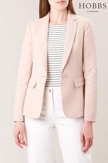 Hobbs Pink Trent Jacket