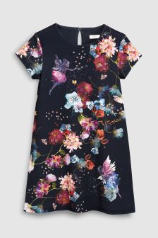 Floral Fairy Dress (3-16yrs)