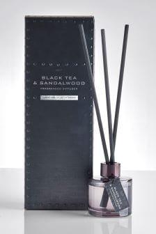 Black Tea And Sandalwood 100ml Diffuser
