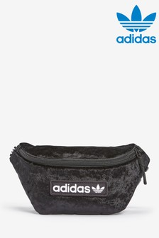 adidas Originals Black Velvet Waistbag