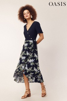 770ed7de Oasis Dresses | Oasis Maxi & Shirt Dresses For Women | Next