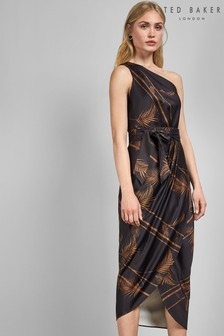 Ted Baker Caramel Wrap Dress