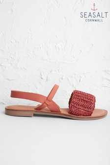 Seasalt Red Wheal Owles Sandal