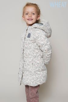 Wheat Bambi Padded Coat