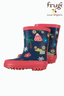 Frugi Organic Tractors Welly Boot
